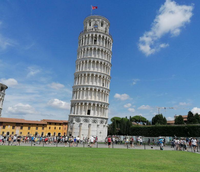 Activiteiten in Pisa